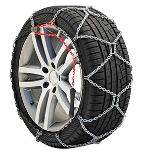 S-12mm - SUV & 4x4 Snow chains - Gr 23,5, Universal