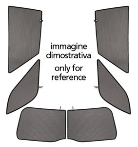 PRIVACY CUSTOM MADE SHADES SEAT ALTEA XL 5D. 04>, Universal