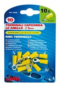 10 PCS RING TERMINAL SET, Universal