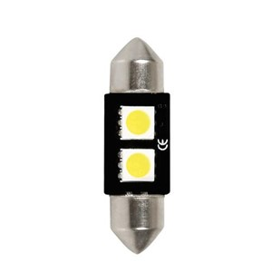 LED-pære, Hyper-Led Power 6, (SV8,5-8) (C5W), Universal