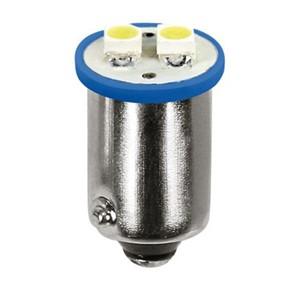 LED-lampa, LED-power 4 Blå (BA9s), Universal