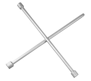 "3/4"" 32-33-30 MM CROSS RIM WRENCH, Universal"