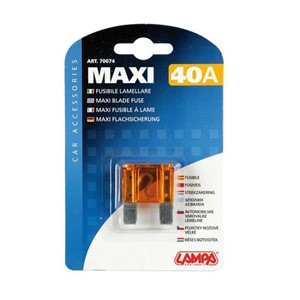 MAXI BLADE FUSE 40A, Universal