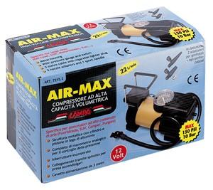 """""""AIR-MAX"""" AIR COMPRESSOR 12 V., Universal"""