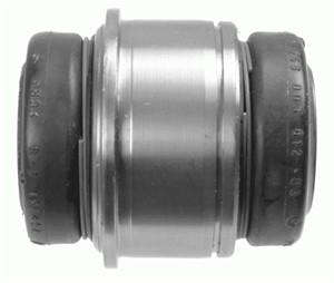 Bearing, wheel bearing housing, Rear axle, Left or right, Lower