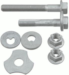 Reparasjonssett, hjulopphengning, Bakaksel, Høyre eller venstre, Øvre
