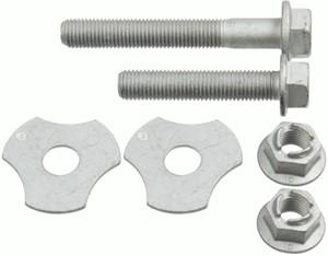 Reparasjonssett, hjulopphengning, Bakaksel, Foran, Høyre eller venstre, Øvre