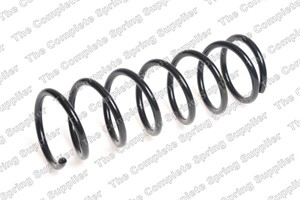 Coil Spring, Front axle left
