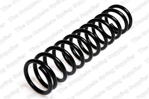 Coil spring HD, Rear axle