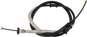 Kabel, parkeringsbremse, Høyre bak, Høyre, Venstre