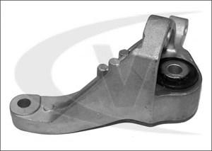 varaosat:Ford Fiesta Moottorin tuki, Takana
