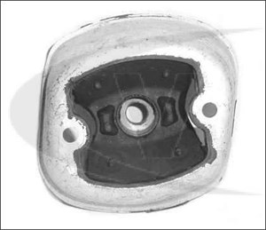 Moottorin tuki, Eteen, vasen, Oikea tai vasen puoli, Vasen