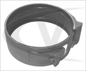 Bromaband, automatväxellåda