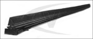 Wiper Blade Rubber, Front, Rear