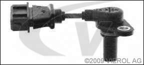 Omdrejningssensor, automat gear