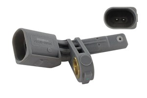 ABS-givare, Sensor, hjulvarvtal, Bakaxel, Framaxel, Bak, vänster, Fram eller bak, Vänster bak, Vänster fram, Vänster