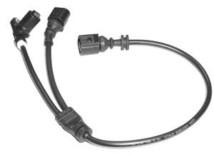 Reservdel:Seat Alhambra ABS-givare, Sensor, hjulvarvtal, Framaxel, Vänster fram