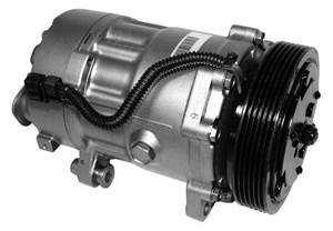 Reservdel:Volkswagen Transport Kompressor, klimatanläggning