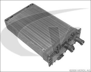 varaosat:Volkswagen Transporter Kenno, sisätilanlämmitin, Takana
