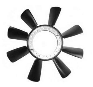 Ventilatorhjul, motorkøling