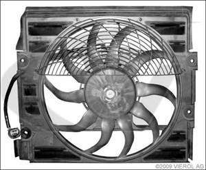 Ventilator, klimaanlæg