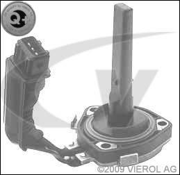 Sensor, motoroljestand