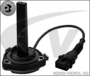 Sensor, motorolieniveau