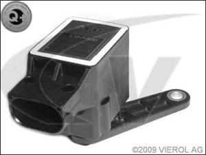 Sensor, Xenonlys (lyslængde-regulering), Bagaksel, Foraksel