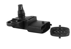 Reservdel:Fiat 500 Sensor, laddtryck, Mitt, Upptill, Vänster