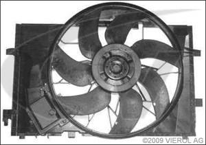 Tuuletin, moottorin jäähdytys