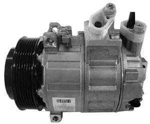 Reservdel:Mercedes C 180 Kompressor, klimatanläggning