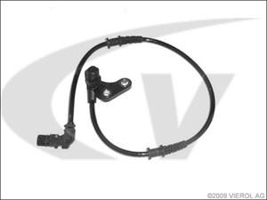varaosat:Mercedes 240 Tunnistin, kiertonopeus, Etuakseli, oikea