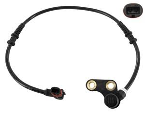 Reservdel:Mercedes C 240 ABS-givare, Sensor, hjulvarvtal, Vänster fram