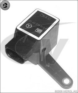 Sensori, Xenonvalo (ajovalokorkeuden säätö), Etuakseli, Taka-akseli