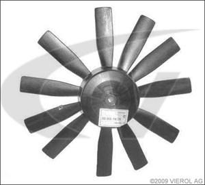 fläktblad, AC-kondensatorfläkt