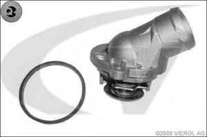varaosat:Mercedes Clk 240 Termostaatti, jäähdytysneste