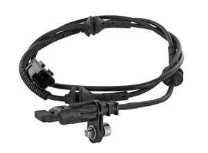 Sensor, hjulturtall, Framaksel, Foran, høyre eller venstre