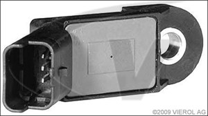 Sensor, sugerørtrykk, Innsugningsmanifold