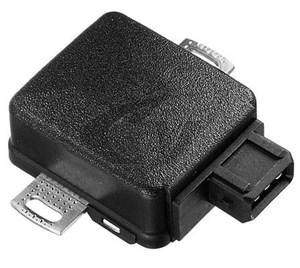 Sensor, drosselventilstilling