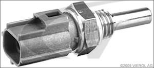 Kylvätsketemperatur-sensor, I växellådskåpan