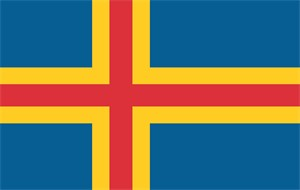 FLAGGA - ÅLAND - POLYESTER