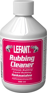 RUBBING CLEANER