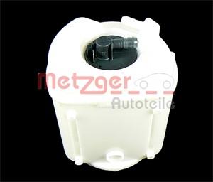 Swirlpot, fuel pump