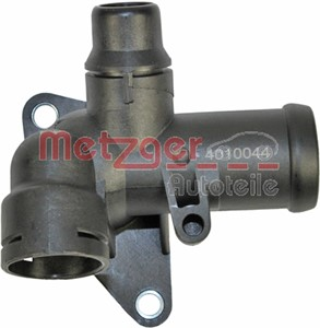 Coolant Flange, Transmission side, Cylinder head