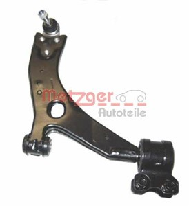 Track Control Arm, Front axle right, Lower