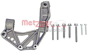 Rattspindel, hjulopphengning, Framaksel venstre
