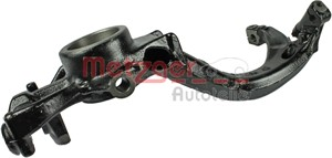 Steering Spindle, Front axle right