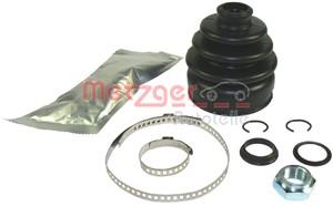 Boot Kit, drive shaft, Wheel side