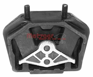 Mounting, automatic transmission, Rear
