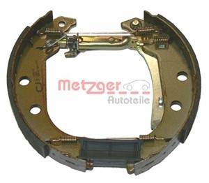 Brake Shoe Set, Rear axle
